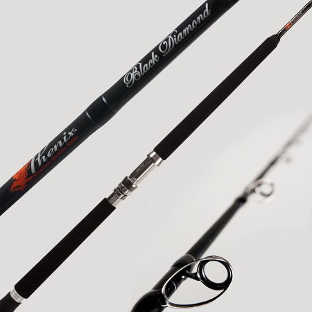 Phenix Black Diamond Saltwater Casting Rod